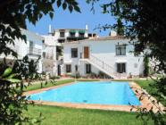 central apartment in mijas pueblo with swimming pool, parking and wi-fi