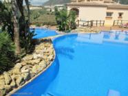 Impeccable apartment in Mediterra with sunny terrace, communal pool and wi-fi