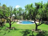 Holiday villa with private pool and tennis court in Buena Vista