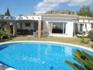 Holiday villa with private pool mijas road