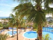 Luxury apartment in Mediterra with sunny terrace, communal pool and wi-fi