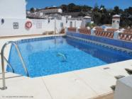 central apartment in mijas pueblo with swimming pool